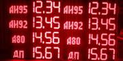 система ценников для АЗС